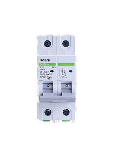 Noark Miniature Dc Circuit Breaker 16a 360vdc Sola Mart