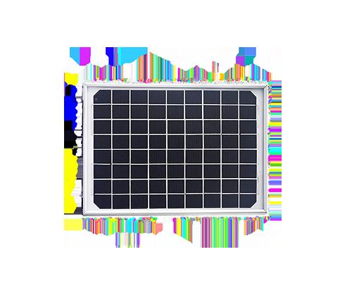 Symmetry Low Voltage Mono 10w 12v Solar Panel Sola Mart