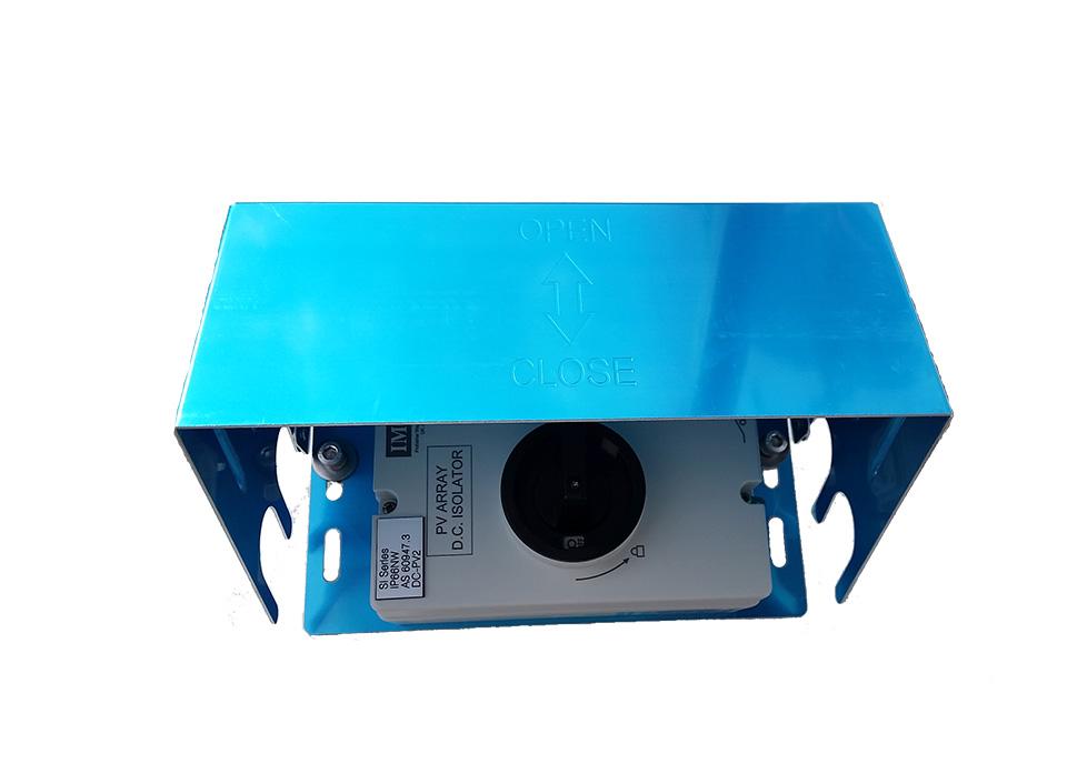 Clenergy DC Isolator Full UV Enclosure For Solar Rooftop DC Isolators